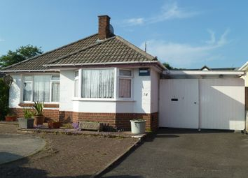 Thumbnail 2 bedroom detached bungalow for sale in Bridport Road, Parkstone, Poole