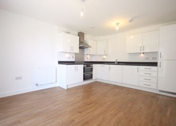 Thumbnail 1 bed flat to rent in Exeter House, 41 Academy Way, Dagenham