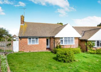 Thumbnail 3 bedroom detached bungalow for sale in Meadowlands Avenue, Eastbourne