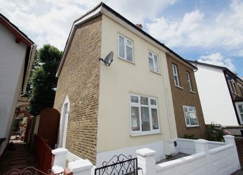 Thumbnail 3 bed semi-detached house to rent in Mayo Road, Croydon