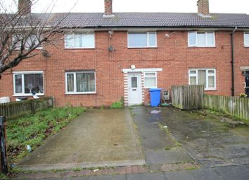 Thumbnail 3 bed terraced house for sale in Ravensdale Grove, Blyth, Northumberland