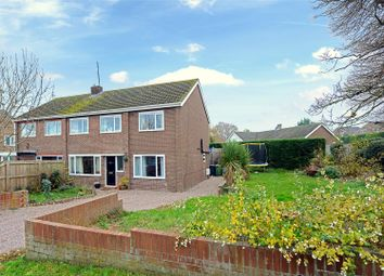 Thumbnail 5 bed semi-detached house for sale in Lythwood Road, Bayston Hill, Shrewsbury
