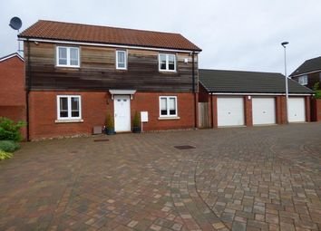 Thumbnail 4 bed detached house to rent in Hardy Close, Exeter
