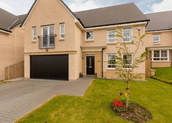 Thumbnail 4 bed detached house for sale in 26 Jewel Gardens, Eskbank, Dalkeith