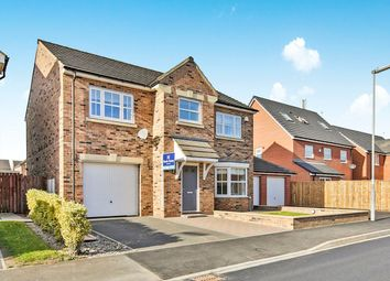 Thumbnail 4 bed detached house for sale in Hawthorn Drive, Willington, Crook