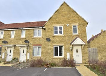 Thumbnail 3 bed end terrace house for sale in Curlew Close, Bishops Cleeve, Cheltenham