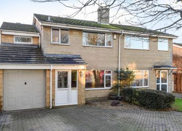 Thumbnail 4 bed semi-detached house for sale in Park Road, Chipping Norton