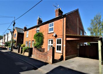 Thumbnail 2 bed end terrace house for sale in Grove Road, Alton, Hampshire