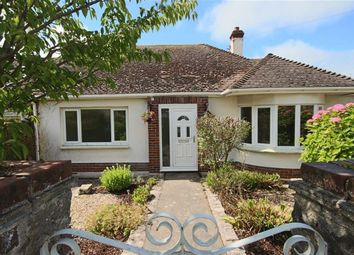 Thumbnail 2 bedroom semi-detached bungalow for sale in Beverley Rise, Central Area, Brixham