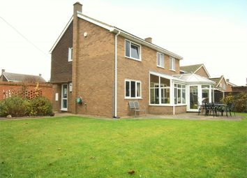 Thumbnail 4 bed detached house for sale in Poplar Close, Roxton, Bedford