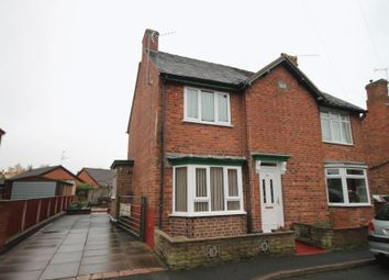 Thumbnail 2 bedroom semi-detached house for sale in Victoria Road, Market Drayton