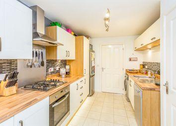Thumbnail 3 bedroom end terrace house for sale in Red Kite View, Calvert, Buckingham