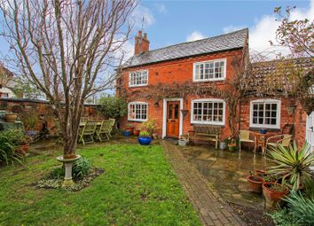 Thumbnail 2 bed cottage for sale in Vicarage Lane, Barkby, Leicester, Leicestershire