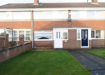 Thumbnail 3 bed terraced house for sale in Tarragon Way, Holder House, South Shields