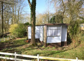 Thumbnail 2 bed mobile/park home for sale in Sleepy Valley, Upper Holton, Halesworth, Suffolk