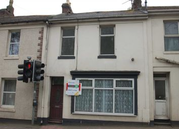 Thumbnail 3 bedroom terraced house to rent in Hele Road, Torquay