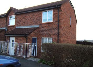 Thumbnail 2 bed property to rent in Battershall Close, Staddiscombe, Plymouth, Devon