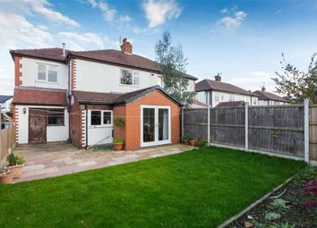 Thumbnail 4 bedroom semi-detached house for sale in Cromwell Road, Penwortham, Preston