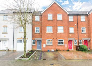 Thumbnail 4 bed terraced house for sale in Silver Streak Way, Strood, Kent