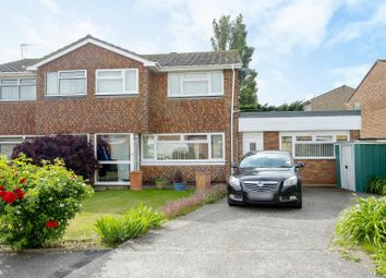 Thumbnail 4 bed semi-detached house for sale in Greenfield Road, Ramsgate