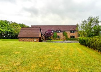 Thumbnail 5 bed detached house for sale in Beidr Non, Llannon, Llanelli, Carmarthenshire