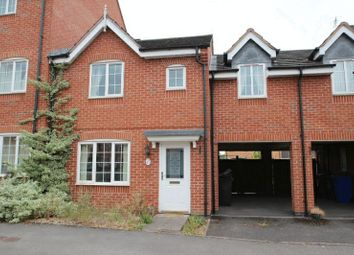 Thumbnail 4 bedroom town house to rent in Godwin Way, Stoke-On-Trent
