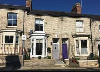 Thumbnail 2 bed terraced house for sale in Scott Street, Off Scarcroft Road, York