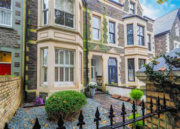 Thumbnail 2 bed flat for sale in Severn Grove, Pontcanna, Cardiff