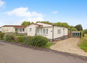 Thumbnail 2 bedroom mobile/park home for sale in Winterborne Whitechurch, Blandford Forum