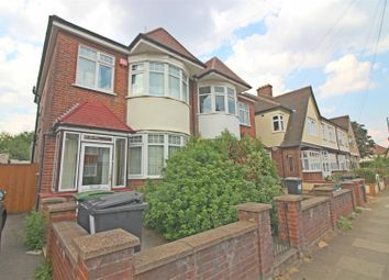 Thumbnail 3 bed semi-detached house for sale in Perth Road, Wood Green, London