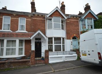 Thumbnail 3 bed terraced house for sale in Toronto Road, Exeter, Devon