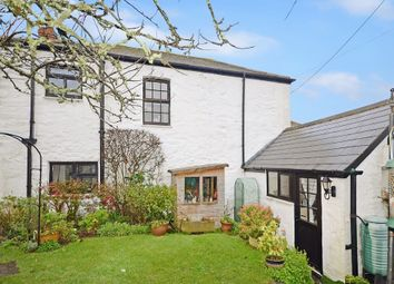 Thumbnail 3 bed detached house for sale in Fore Street, Mount Hawke, Truro