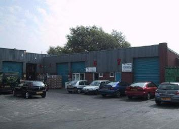 Thumbnail Warehouse to let in Bridge Street Industrial Estate, Trinity Road, Uttoxeter, Staffordshire