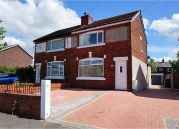 Thumbnail 2 bed semi-detached house for sale in Windsor Road, Preston