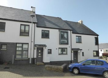Thumbnail 3 bed terraced house to rent in Penfound Gardens, Bude, Cornwall