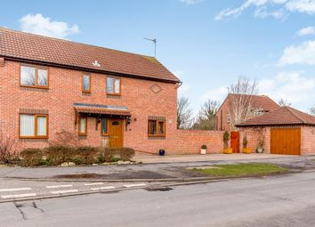 Thumbnail 4 bed detached house for sale in North Lane, Wheldrake, York