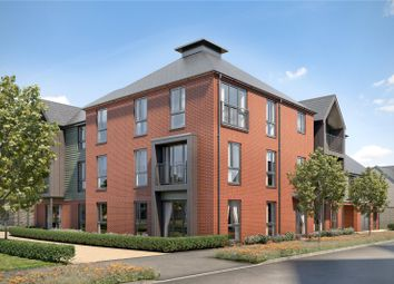 Thumbnail 1 bed flat for sale in Plot 65, The Betjeman, Laureate Fields, Ferry Road, Felixstowe, Suffolk