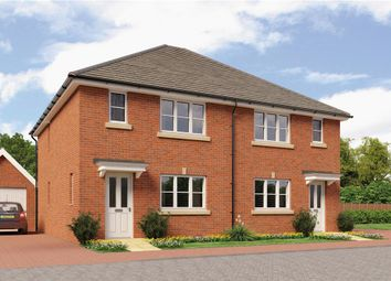 "Thumbnail 3 bed semi-detached house for sale in ""Dakota"" at Gamecock Terrace, Tangmere, Chichester"