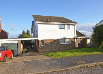Thumbnail 4 bedroom detached house for sale in Grebe Close, Alton, Hampshire
