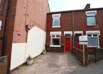 Thumbnail 2 bed terraced house for sale in Woodstock Street, Goldenhill, Stoke-On-Trent