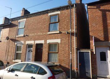 2 bed terraced house for sale in Peet Street, Derby DE22