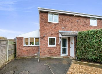Thumbnail 2 bedroom semi-detached house for sale in Bridle Road, Madeley, Telford