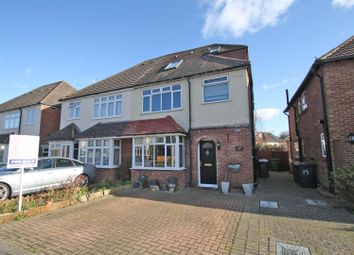 Thumbnail 4 bed semi-detached house for sale in Beckingham Road, Guildford