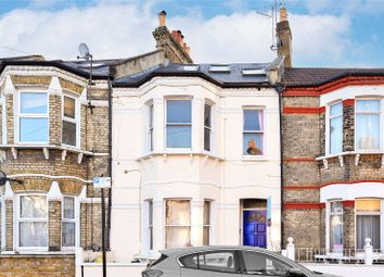 Kimberley Road, London SW9. 3 bed flat for sale