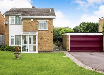 Thumbnail 3 bed detached house for sale in Linden Grove, Mountsorrel, Loughborough, Leicestershire