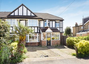Thumbnail 5 bedroom end terrace house for sale in Durlston Road, Kingston Upon Thames