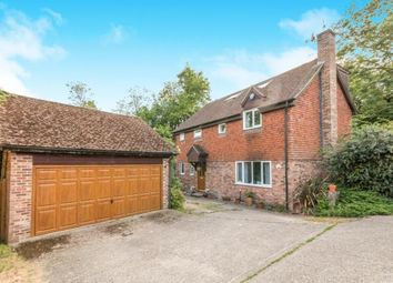 Thumbnail 5 bedroom detached house for sale in Lychpit, Basingstoke, Hampshire
