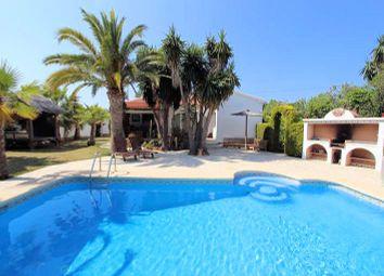 Thumbnail 4 bed villa for sale in Costa Nova, Jávea, Alicante, Valencia, Spain