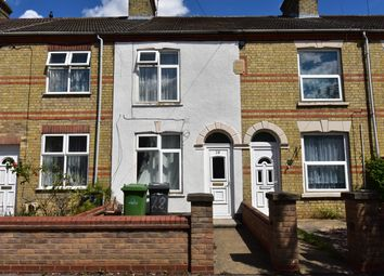 Thumbnail 3 bed terraced house for sale in Granville Street, Peterborough