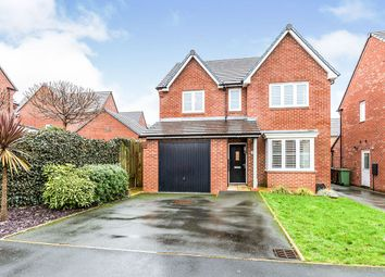Thumbnail 4 bed detached house for sale in Dunnerholme Avenue, Buckshaw Village, Chorley, Lancashire